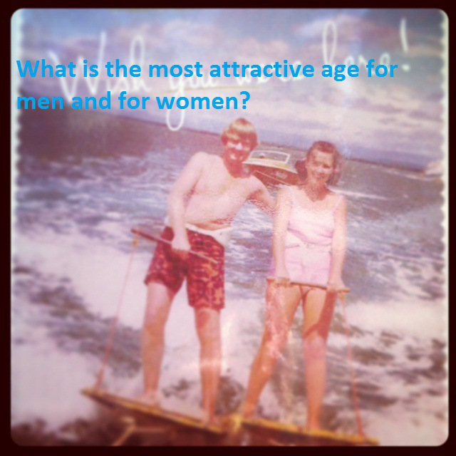 What Is The Most Attractive Age For Men And For Women?alyce Vayle 1