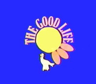 the good life tv show logo
